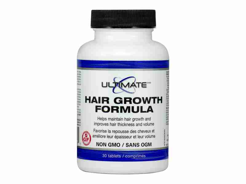 Hair Growth Formula Ultimate™ (ФОРМУЛА ЗА МЪЖЕ) 148 mg. х 30 таблетки
