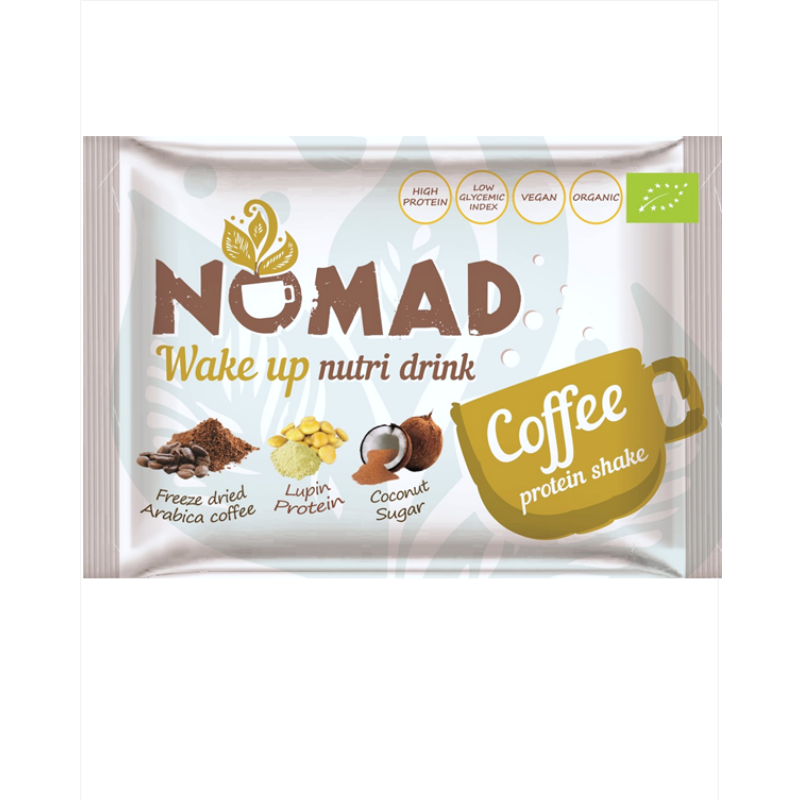 Nomad nutri drink КАФЕ